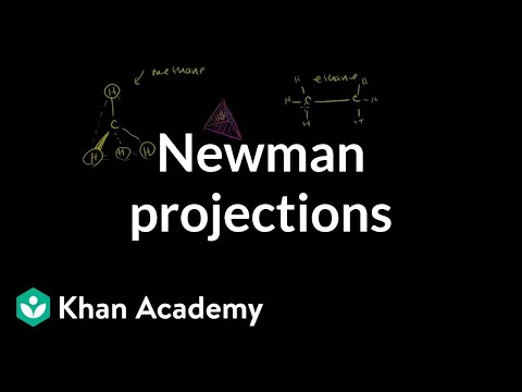 Newman Projections