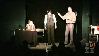 AD HOC - Serial improwizowany - Pan Tadeusz - Scena 4: Szukanie skarbu (KSE)