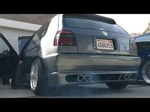 Kevin Wong's 95' MK3 GTI VR6 (FINAL VIDEO)