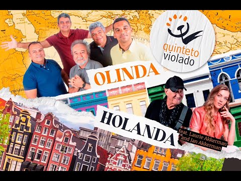 OLINDA, HOLANDA-Quinteto Violado, Jan e Laurie Akkerman