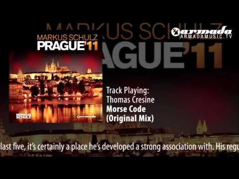 CD2 - 09 Thomas Cresine - Morse Code (Original Mix) - armadamusic