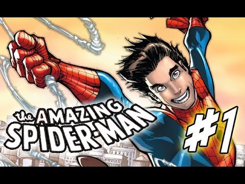 The Amazing Spider-Man Issue #1 Full Comic Review & Giveaway & WINNER! (2014)