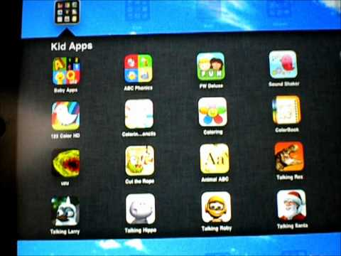 Best baby kid apps for ipad iphone ipod