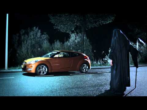 The Hyundai Veloster banned commercial