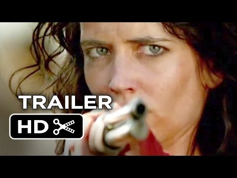 The Salvation Official US Release Trailer #1 (2015) - Mads Mikkelsen, Eva Green Movie HD