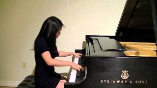 Sia - Chandelier (Artistic Piano Interpretation by Sunny Choi)