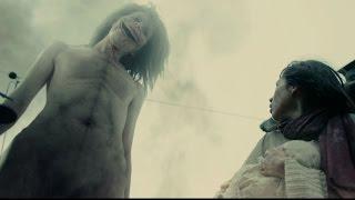 《進擊的巨人》電影3分鐘預告片,最震撼的畫面首次曝光。