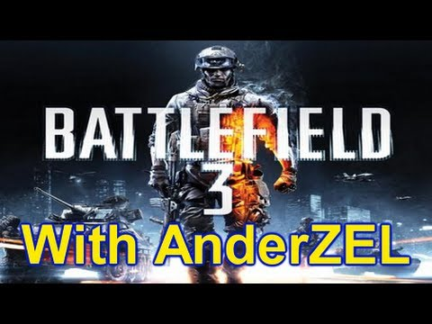 Battlefield 3 Online Gameplay - Quick Live Com Canal Defence With C4 and M27-IAR