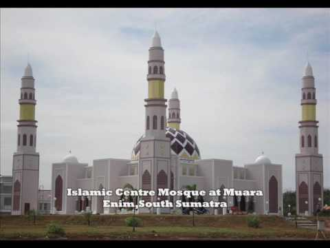 Beautiful Masjids in Indonesia