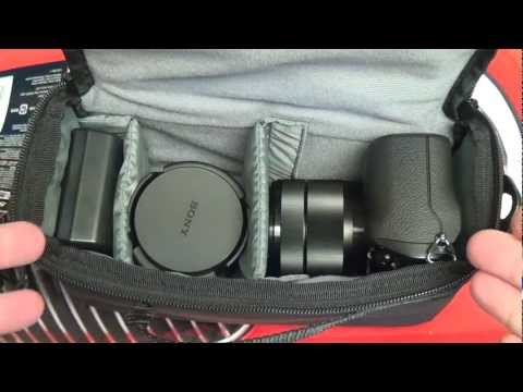 Sony LCS-EMF soft carrying case for NEX-7