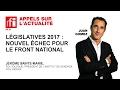 Législatives 2017 : nouvel échec pour le Front National