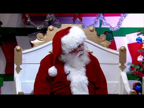 Letters to Santa 2013 | Program | Christmas Crafts / Anthony McGahee and the Praise Motivated Choir