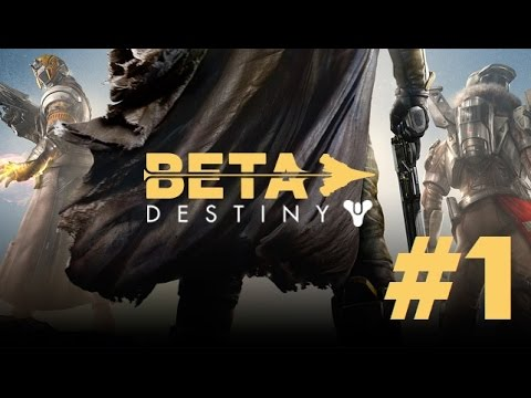 Destiny - Beta (PS4) | Let's Play en Español | Capitulo 1