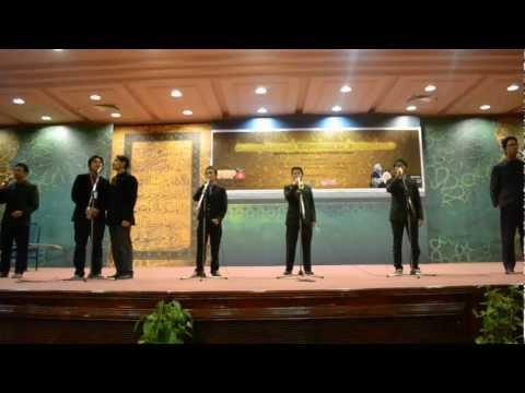 Persembahan Nasyid STEP 2012 [2]