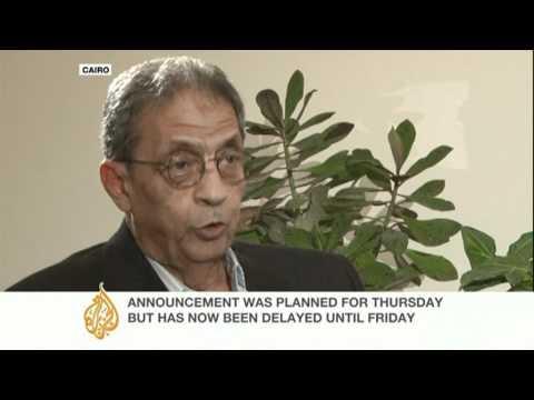 Amr Moussa speaks to Al Jazeera