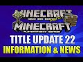 Minecraft Xbox + PS3 NEW Title Update 22 Another Bug Fix Update | Broken pistons, minecarts & MORE!