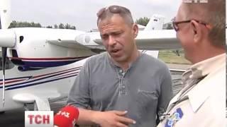 Под Житомиром состоялся авиаслет сотен самолетов