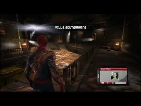 The Amazing Spider Man Let's Play #8 - Fin de l'aventure!