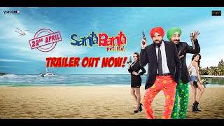 Santa Banta Pvt. Ltd. Trailer