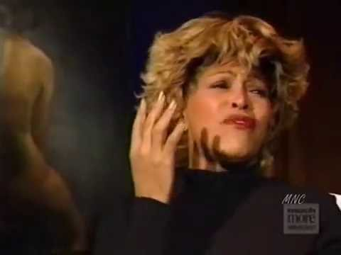 Tina Turner - Candid and Intimate Canadian Interview - Speak Easy Part 2