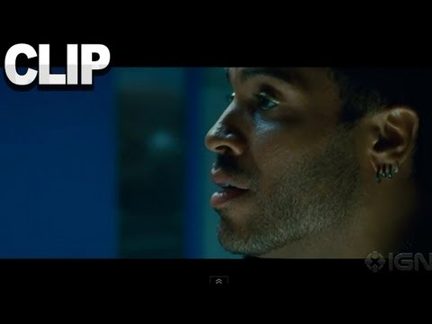 The Hunger Games - Cinna Meets Katniss Clip