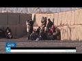 معاناة اللاجئين السوريين العالقين على الحدود مع الأردن  - 18:22-2017 / 3 / 21