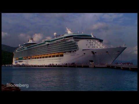 بالفيديو جولة رائعة داخل أكبر سفن الرحلات السياحية في العالم