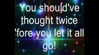 Should've Said No - Taylor Swift Lyrics