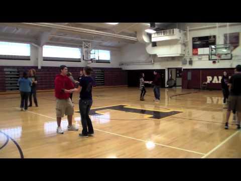 LeRoy High School Swing Dance 2013-14