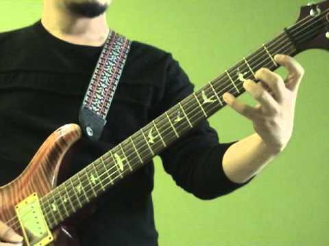 Tự học Guitar Solo - Bài 2