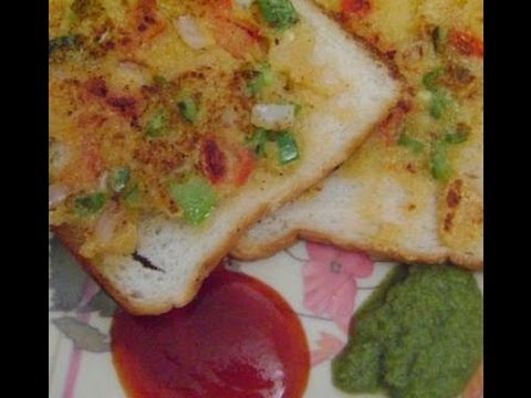 Bread Pizza- Hindi with Eng subtitles