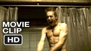 The Divide Clip - Chopping the Corpse (2012) HD Movie