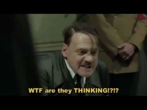 Hitler Reacts to Syfy-s Open Letter