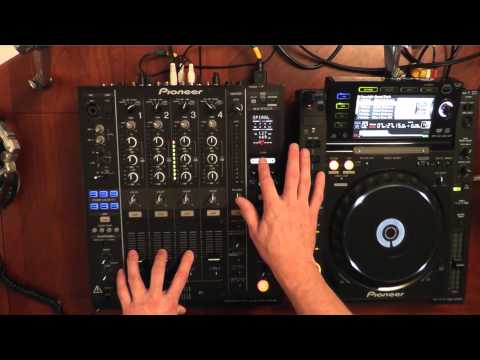 Effects & Review of the Pioneer DJM-900 Nexus