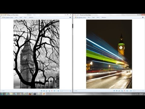 Photographing Big Ben in London (Day shots & Long Exposure Night Photography)