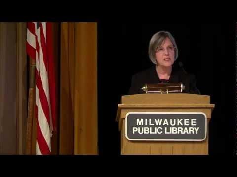 Frank P. Zeidler Memorial Lecture 2012: Jeanne Zeidler   Program  
