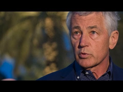 Hagel: Syrian government used chemical weapons  4/25/13