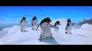 Happy Feet - Official® Teaser [HD]