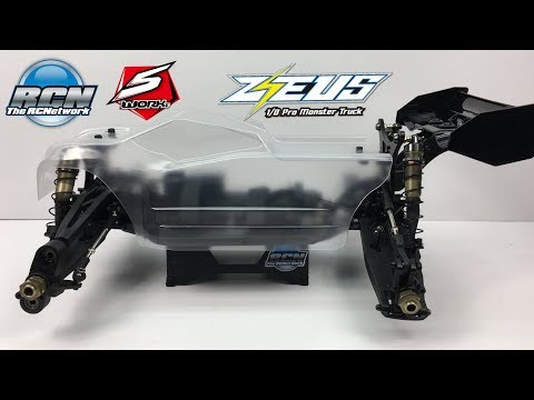Sworkz Zeus 1/8th Monster Truck KIT - Build Update - UCSc5QwDdWvPL-j0juK06pQw