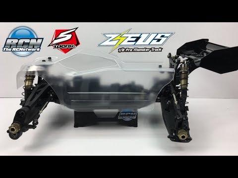 Sworkz Zeus 1/8th Monster Truck KIT - Build Update - UCSc5QwDdWvPL-j0juK06pQw