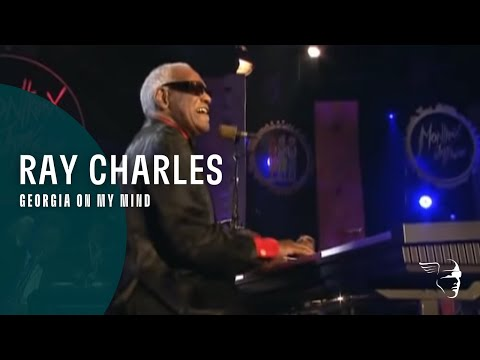 Ray Charles - Georgia On My Mind (Live At Montreux 1997)