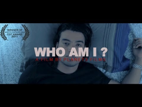 """who am i""  short narrative film"