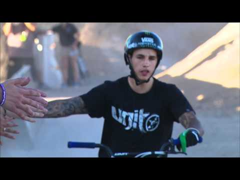 Kyle Baldock Winning Run #2 (Run 3) - Dew Tour Las Vegas BMX Dirt Finals