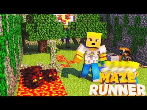 Minecraft: Maze Runner Survival - Bölüm 2 - Kuzey Kapısı!