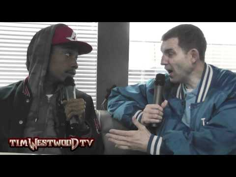 Westwood - Wiz Khalifa on tats & mixtape success