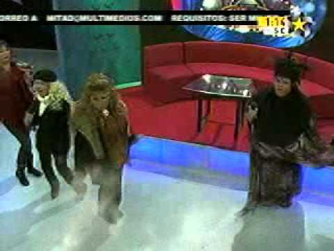Las EX Men (en vivo) Multimedios Televisión.