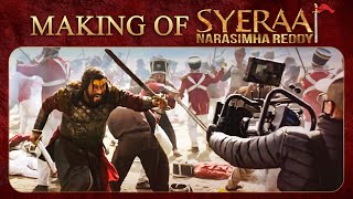 Making of Sye Raa Narasimha Reddy