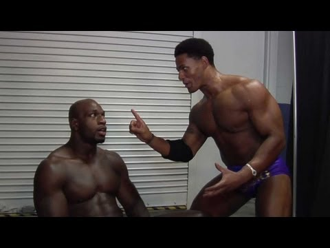 "That's what tag partners are for - ""Backstage Fallout"" SmackDown - November 2, 2012"
