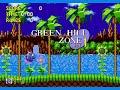 Фрагмент с начала видео The SEGA Champion Sonic Challange