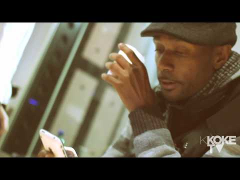 K Koke TV Episode 7 - Koke, Krayzie Bone (Bone Thugs n Harmony) & Pozition [Studio Session]